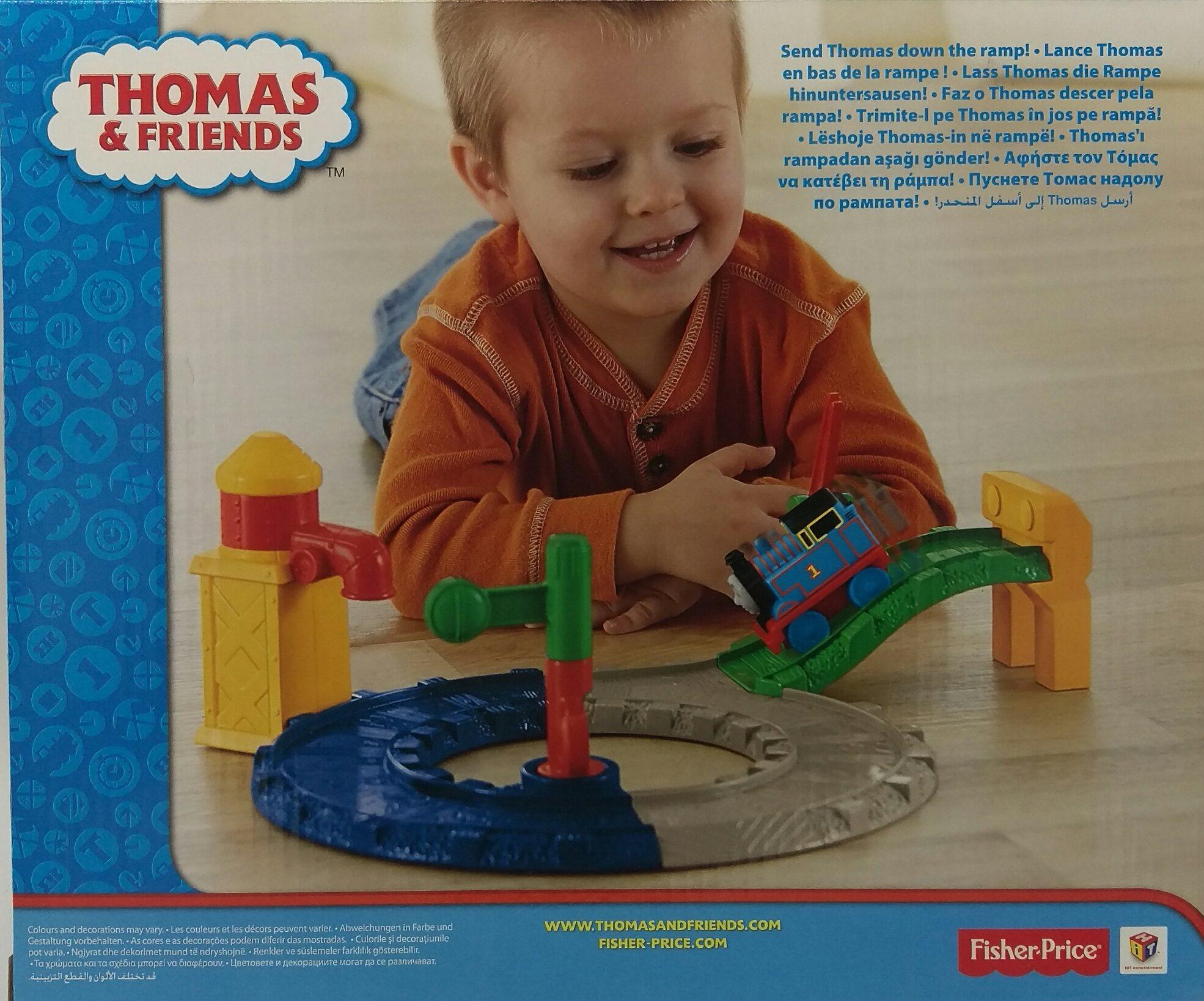 Mattel Fisher-Price BCX80 - Thomas und seine Freunde Erste Lieferung