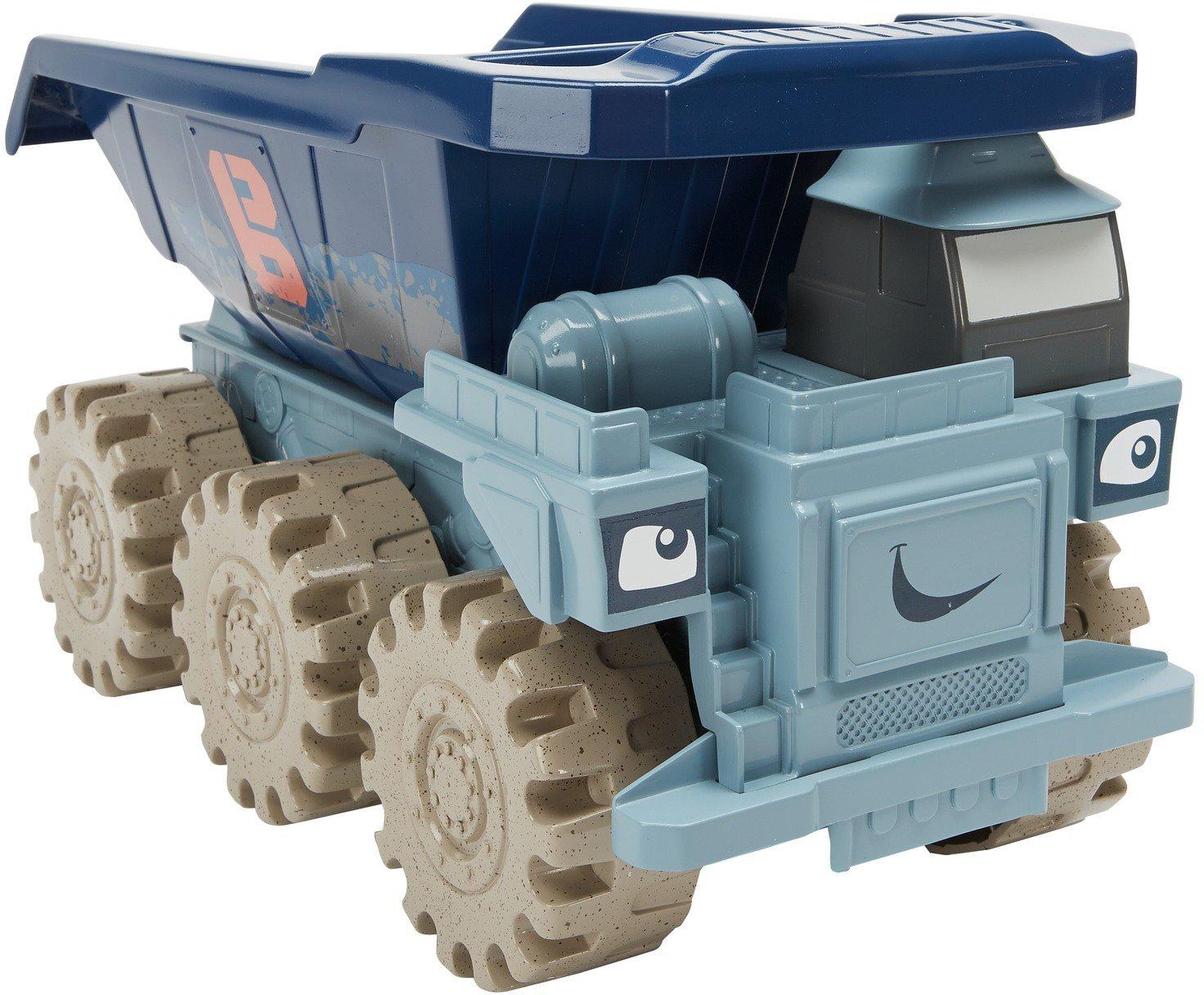 Mattel Fisher-Price FDC05 - Bob der Baumeister Mega Rumms Riesengroßes Fahrzeug