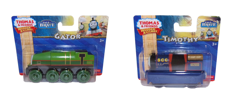 Mattel Fisher-Price Thomas und seine Freunde versch. Holz-Lokomotiven (Auswahl)