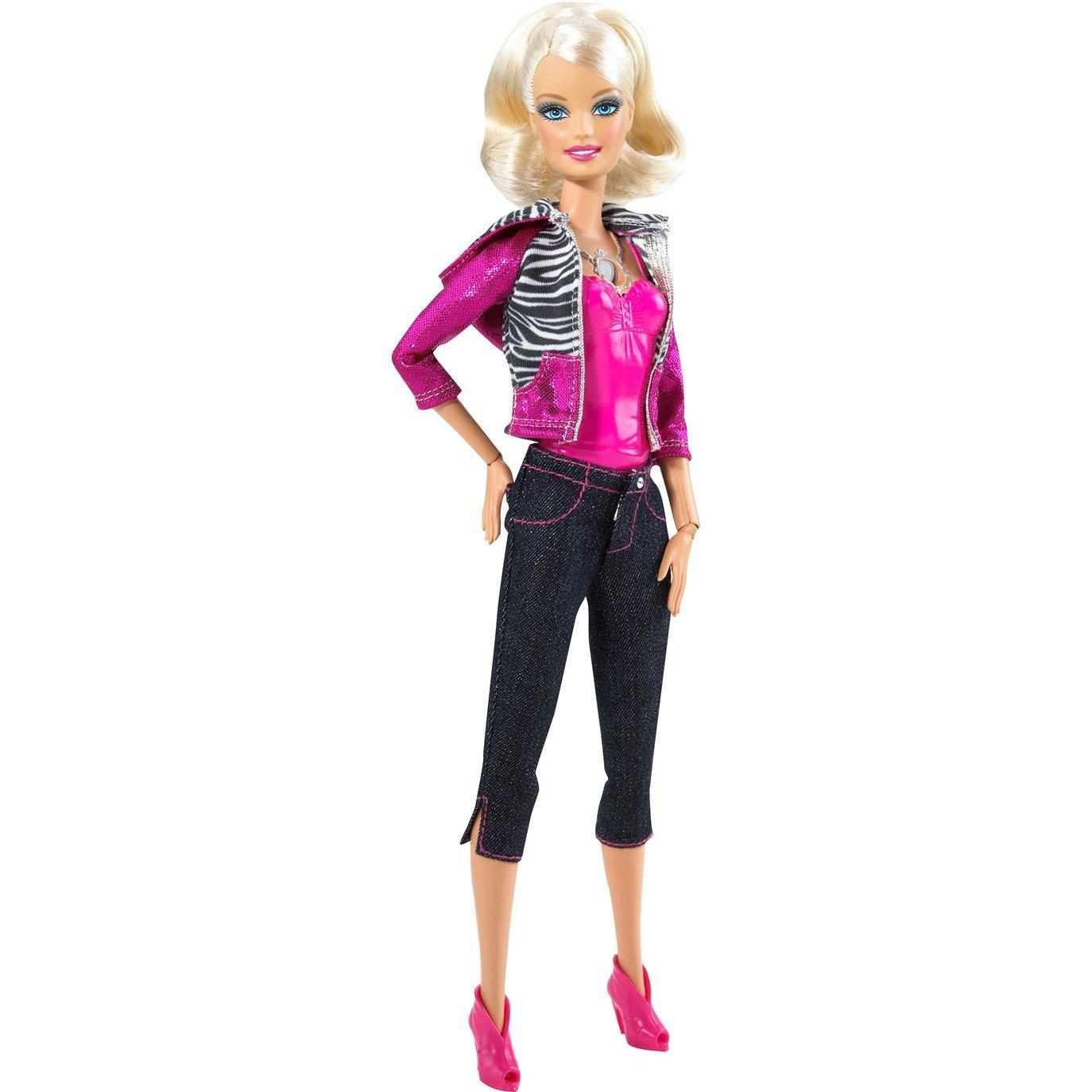 Barbie Video Girl Puppe Ich bin eine echte Videokamera