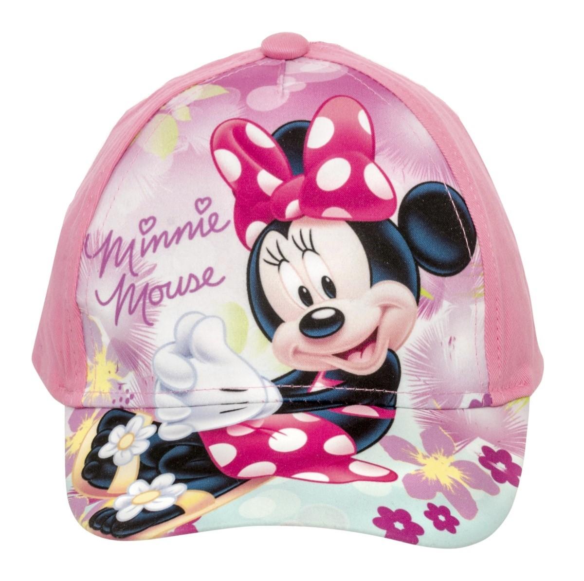 Minnie Maus Kappe für Kinder Rosa 54