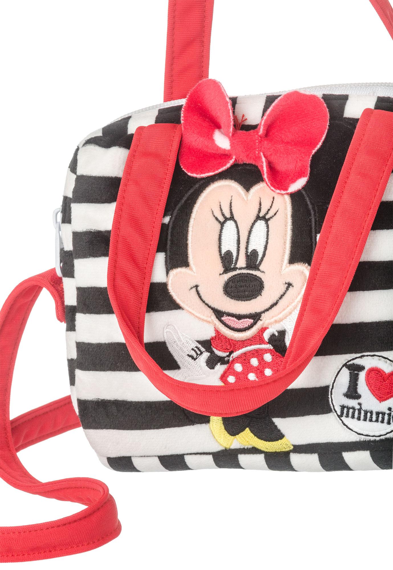 Disney 31039 Minnie Maus Umhängetasche kuschelweich