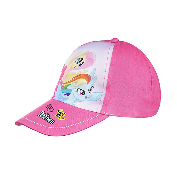My Little Pony Chase your Dreams Kappe pink 52
