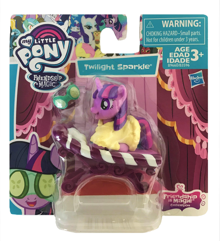 Hasbro My Little Pony Friendship Magic B9660 Twilight Sparkle Lila
