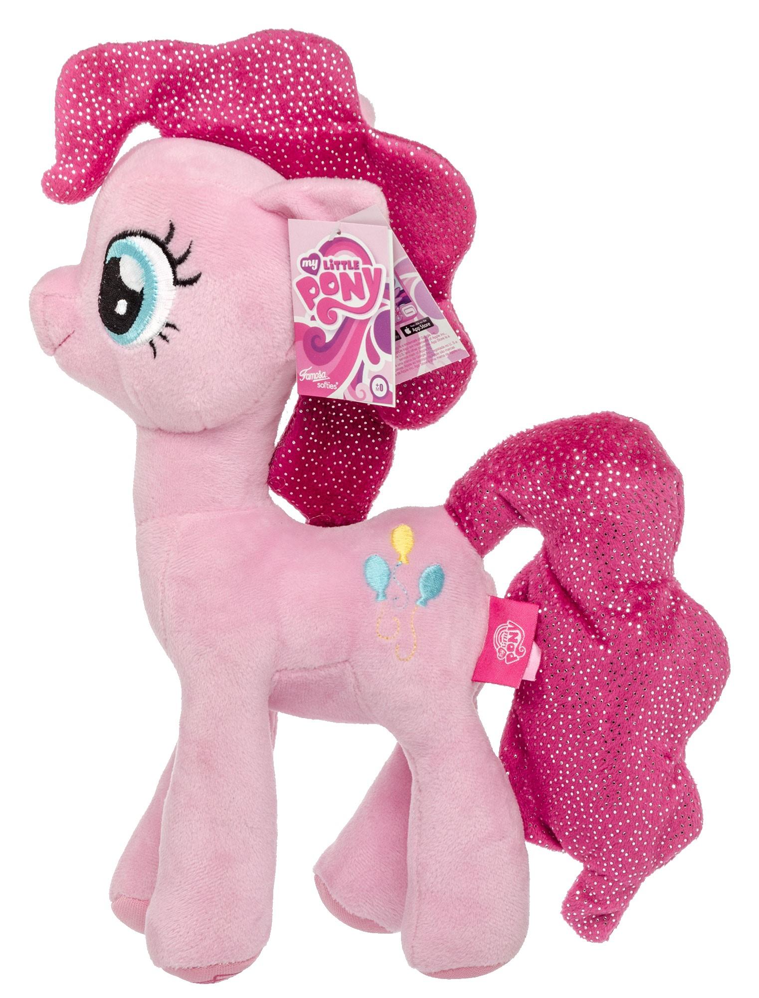 My Little Pony Plüschtier Glitzer Pinkie Pie 27 cm