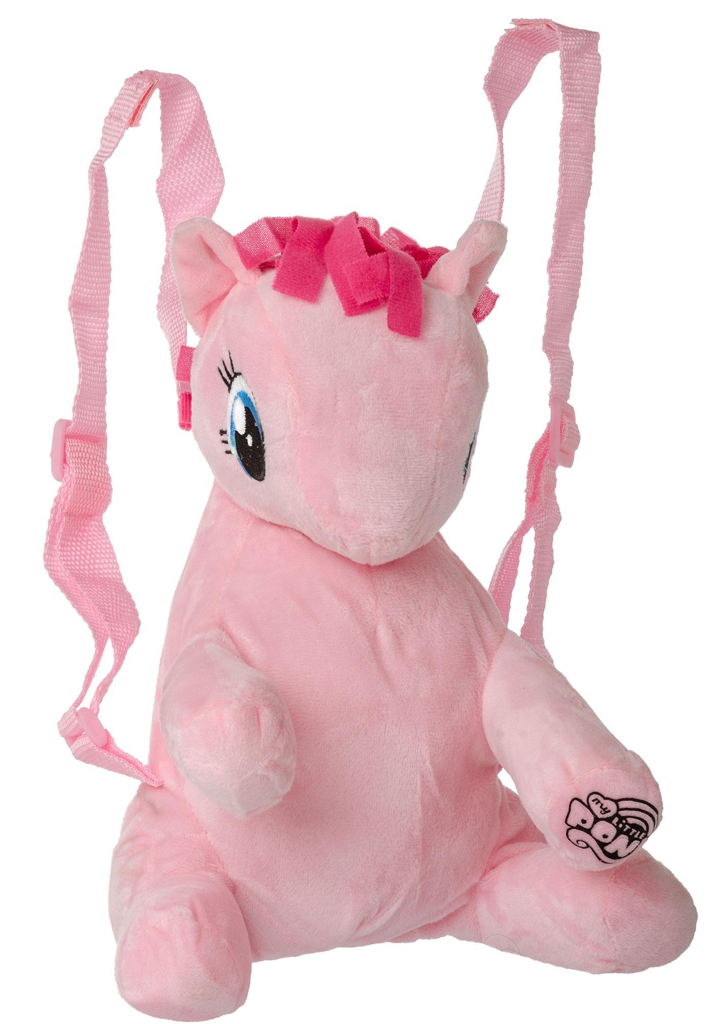My Little Pony 3D Plüsch Rucksack Pinkie Pie