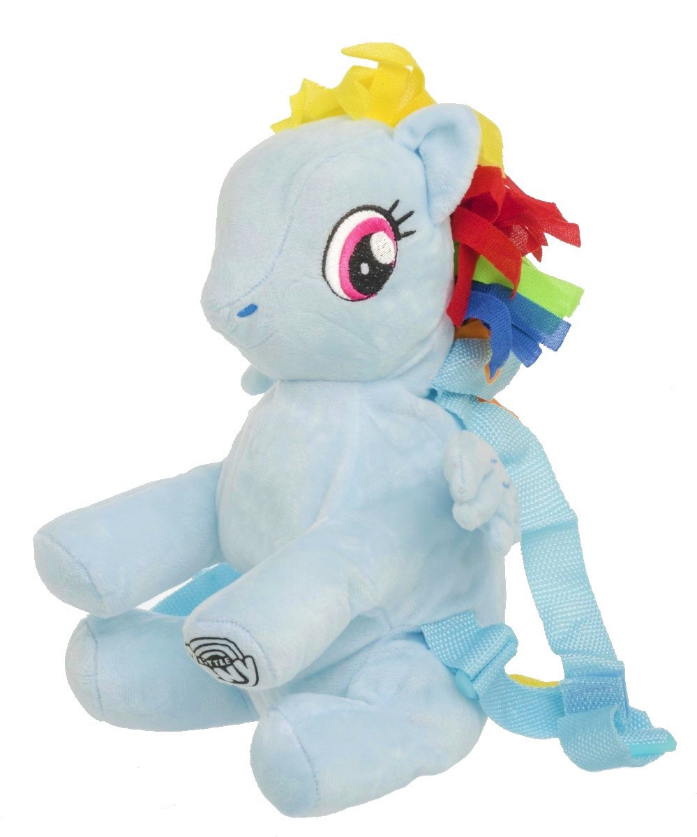 My Little Pony 3d Plüsch Rucksack Rainbow Dash