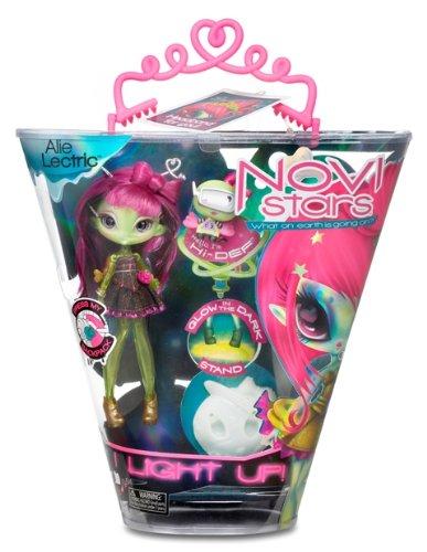 MGA Novi Stars Alie Lectric Puppe mit Lichteffekt 516927E4C
