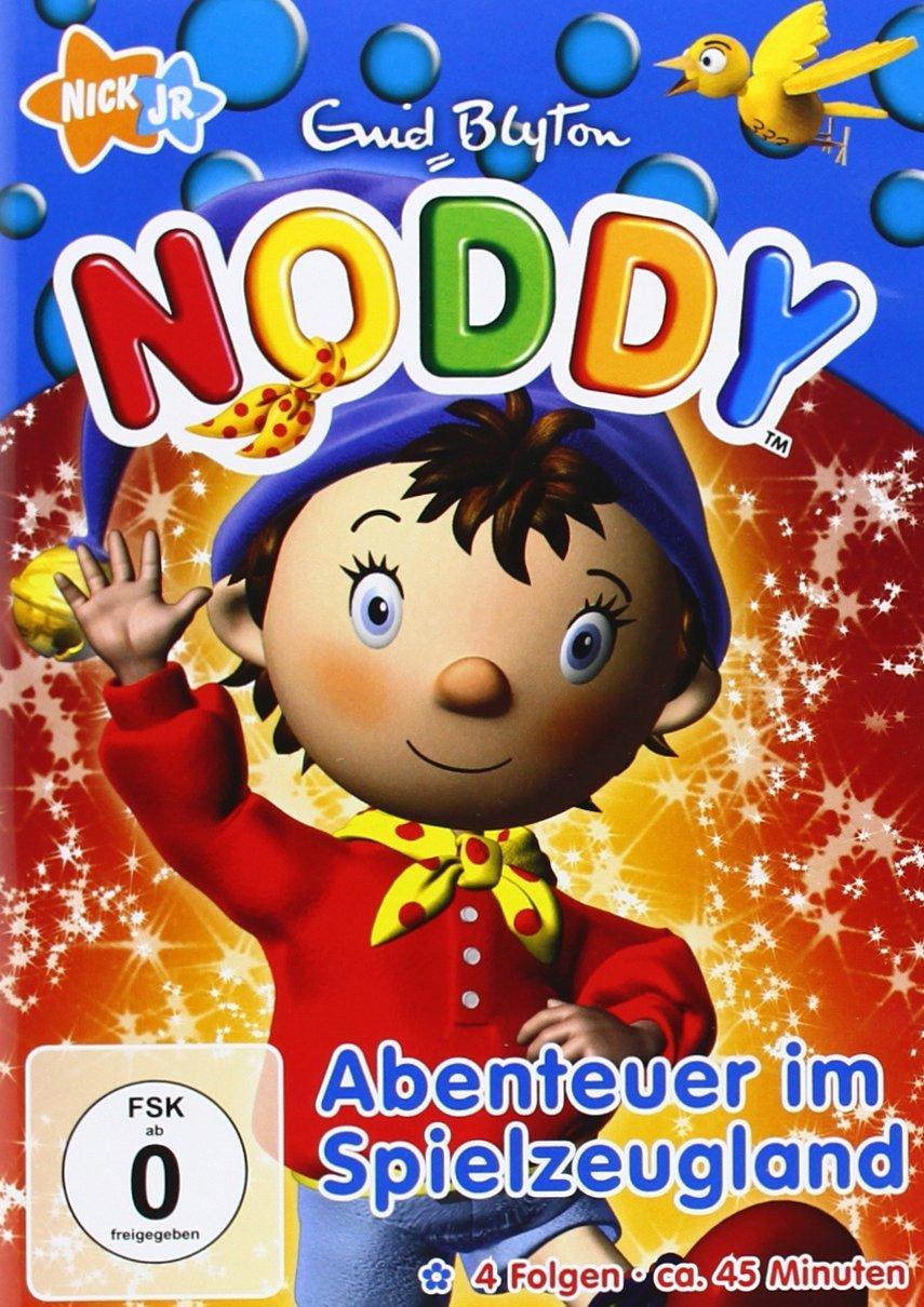 Noddy - Abenteuer im Spielzeugland von Enid Blyton 4 Folgen