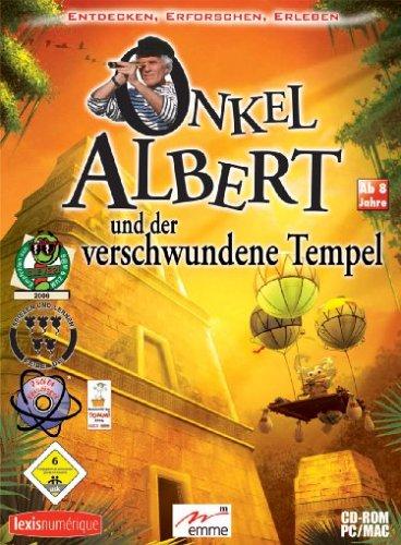 PC MAC ONKEL ALBERT UND DER VERSCHWUNDENE TEMPEL