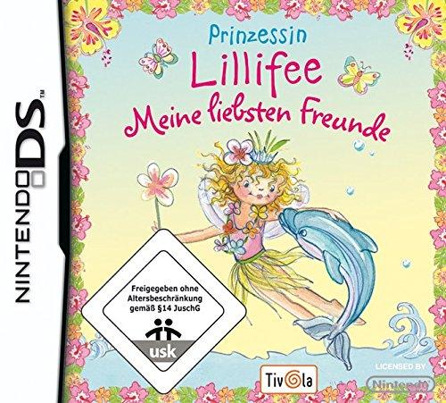 Prinzessin Lillifee - Meine liebsten Freunde für Nintendo DS