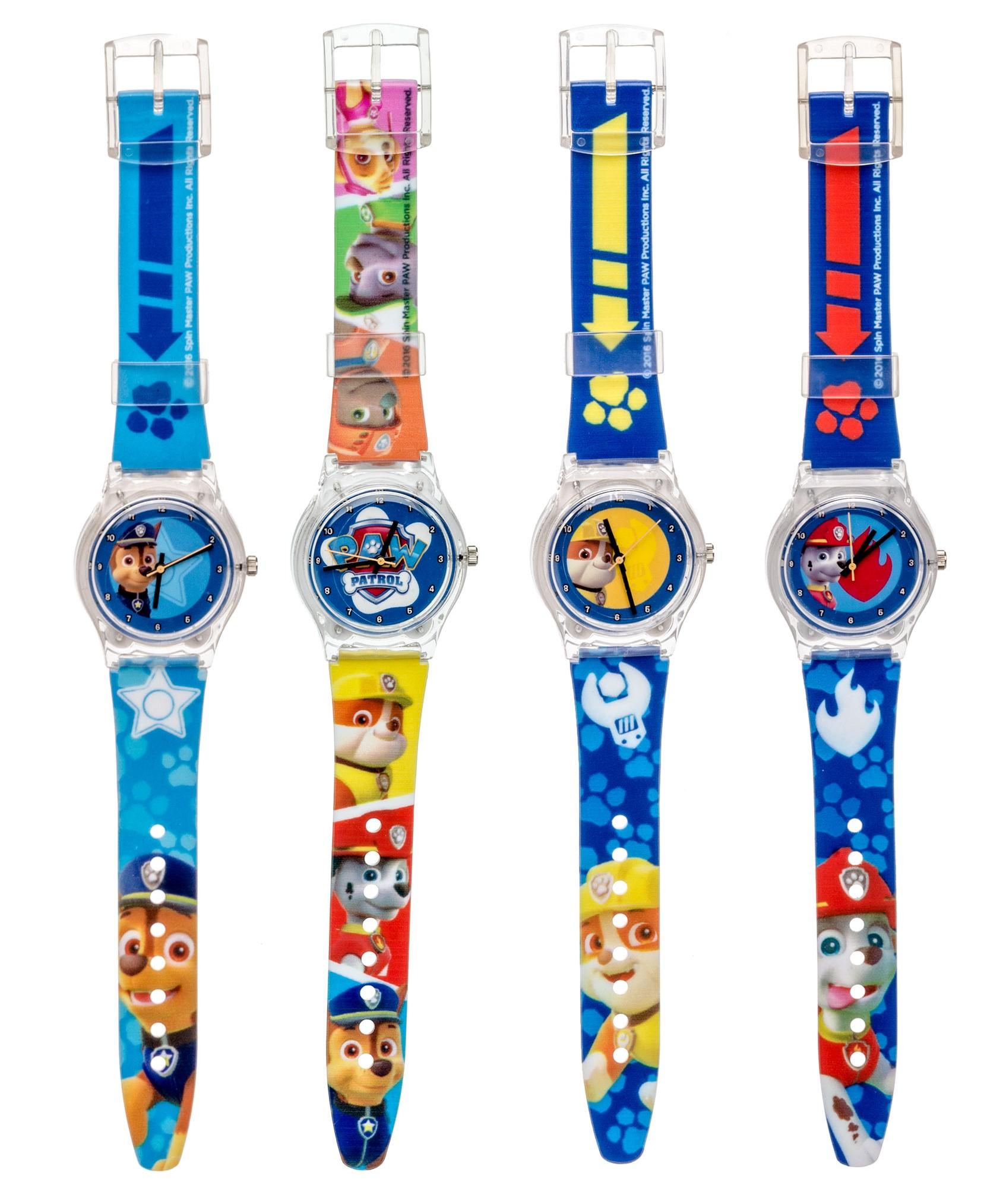 Paw Patrol Kinder-Armbanduhr
