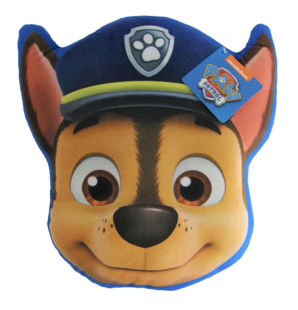 Paw Patrol Chase Formkissen Blau