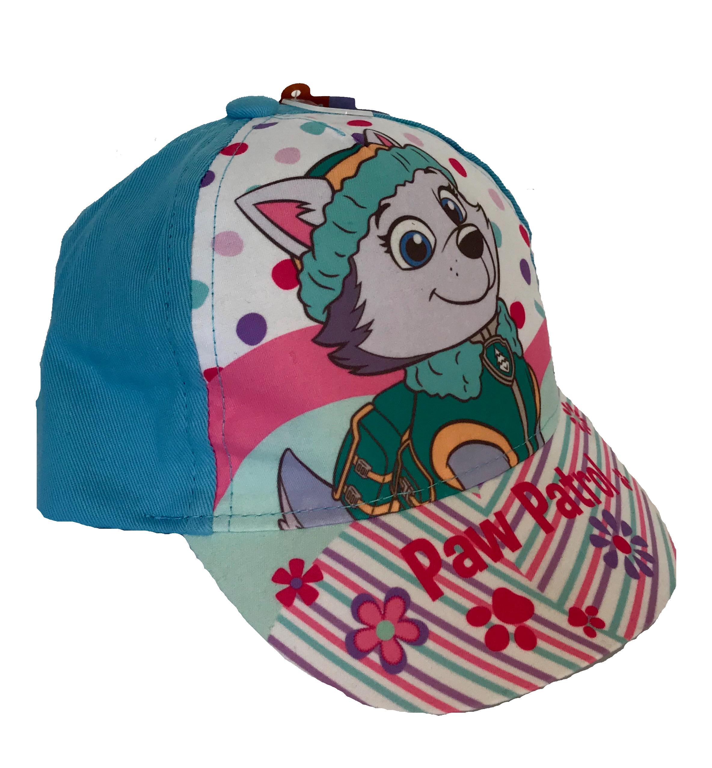 Paw Patrol Kappe für Kinder Blau 50