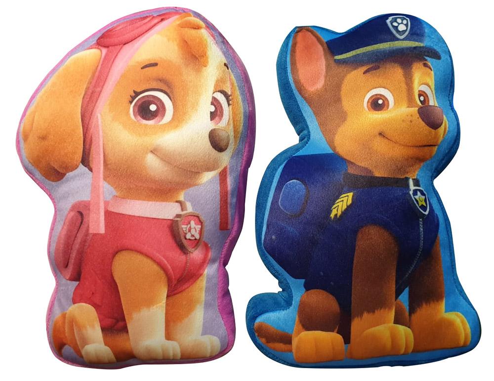 Paw Patrol Velboa-Plüsch Kissen (Auswahl)