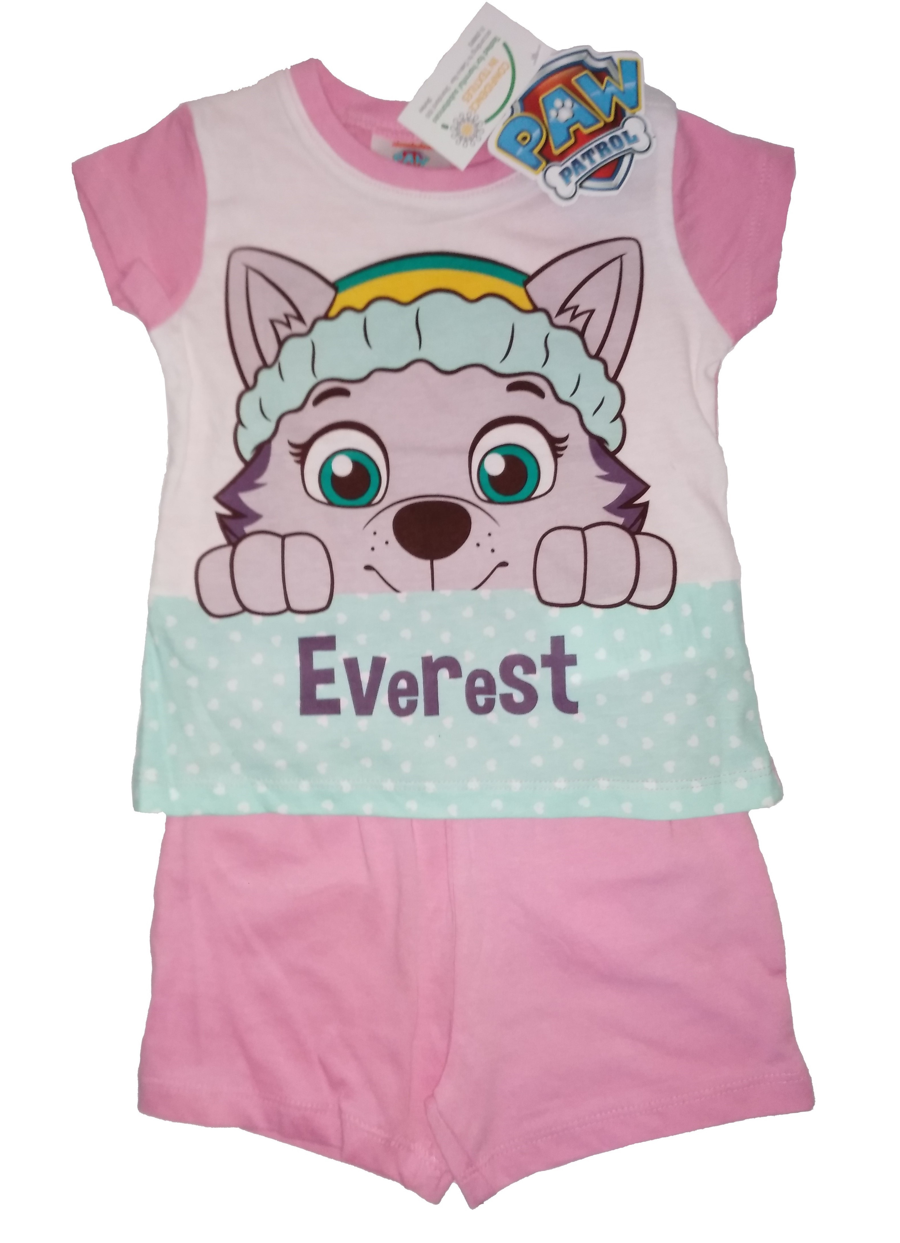 Paw Patrol Pyjama Everest für Kinder Rosa (Auswahl)