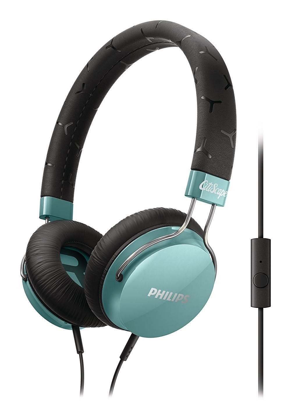 Philips SHL5305TL/00 CitiScape Fixie On-Ear-Kopfhörer  GEBRAUCHT