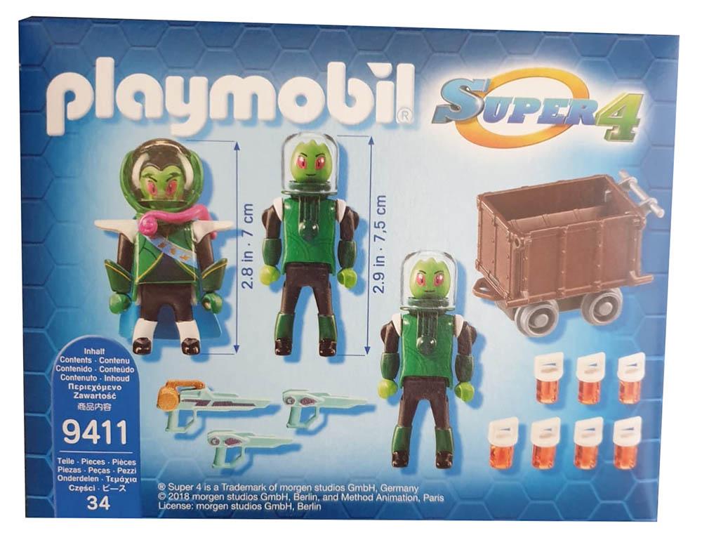 Playmobil 9411 - Sykronier Spiel