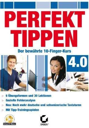 Perfekt Tippen Der bewährte 10-Finger Kurs 4.0 für PC