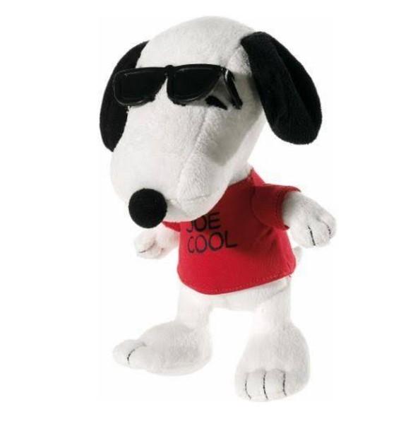 Peanuts 588370 Joe Cool Snoopy-Plüschtier 18 cm