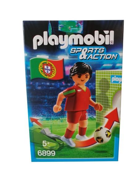 Playmobil Spielfigur Fußballer aus Portugal Sports & Action 6899