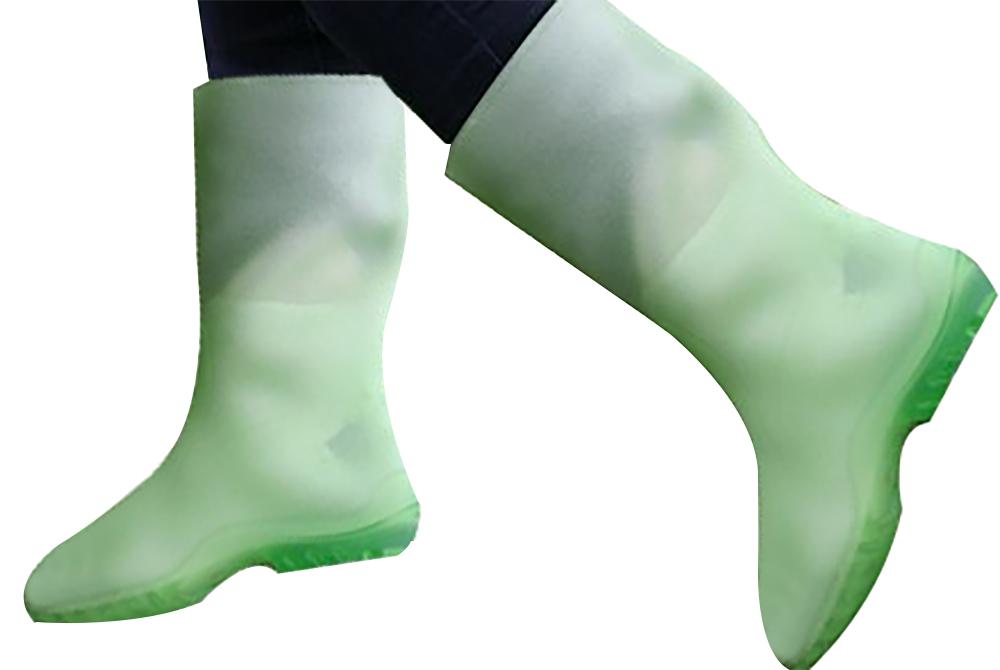 Gummistiefel Rain Boots Lime Limette Grün 36
