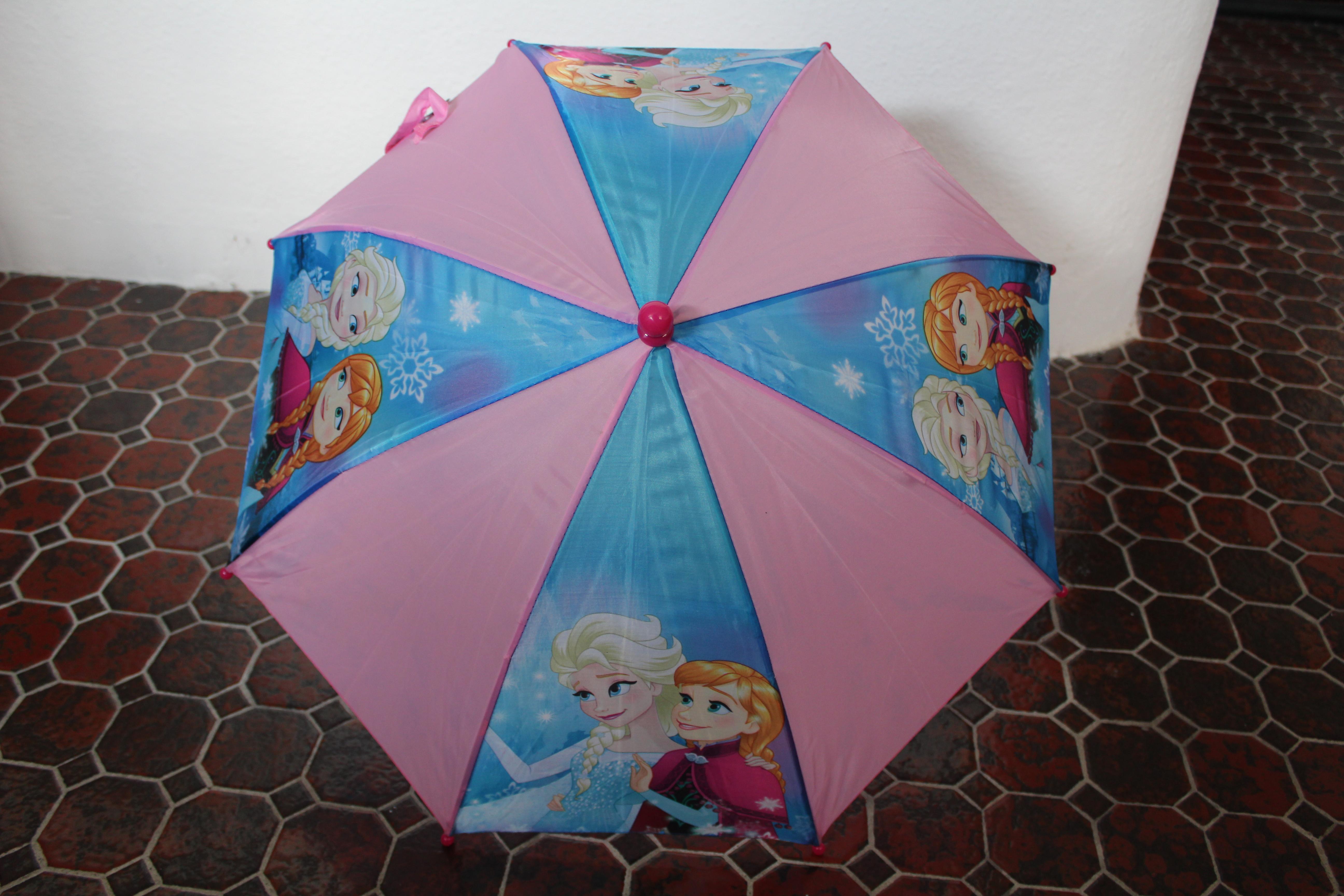 Regenschirm Frozen- Elsa & Anna