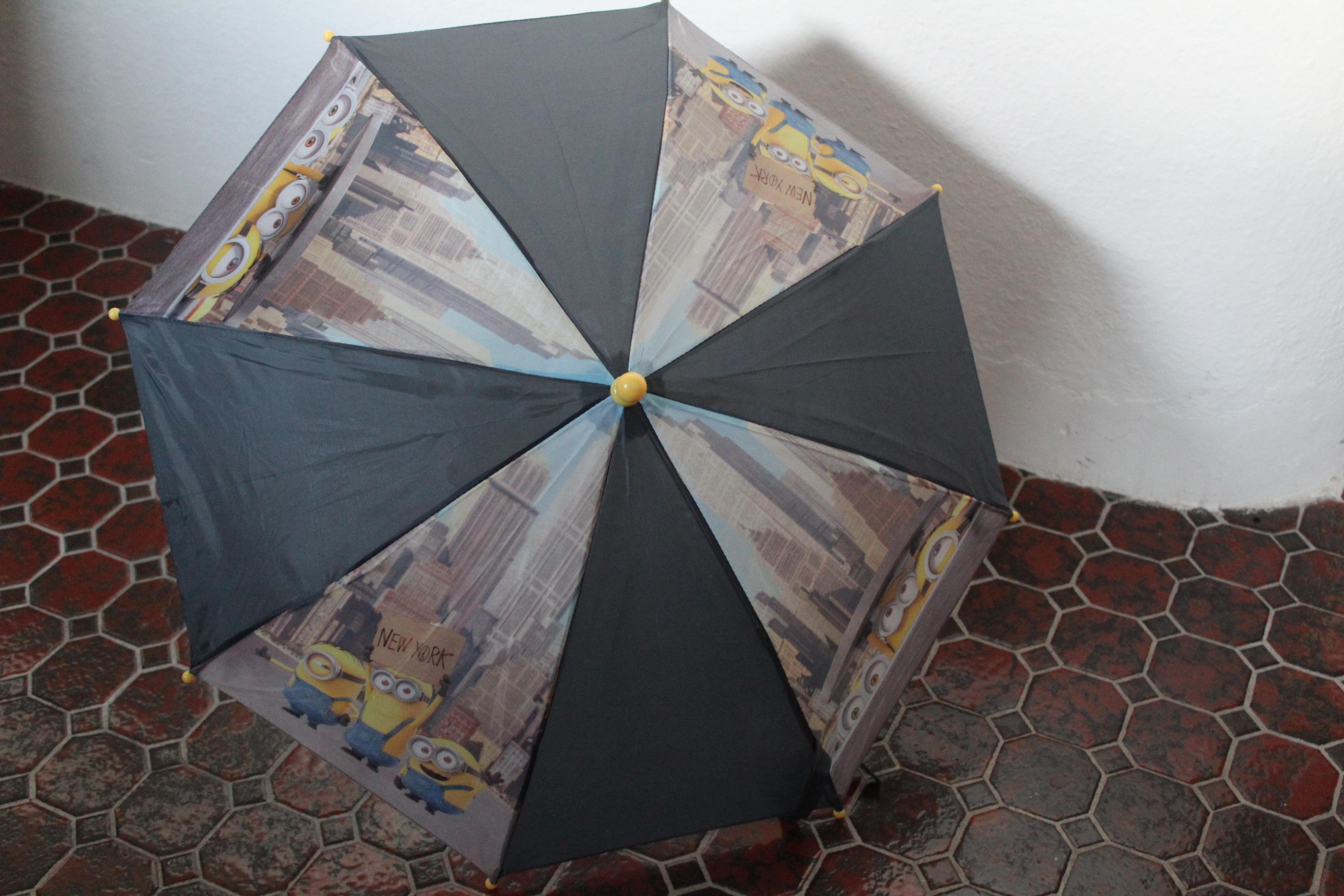 Regenschirm Minions New York