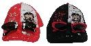 Betty Boop Mütze Kappe Basecap mit Herzchen inkl. Sonnenbrille für Kinder (Auswahl)