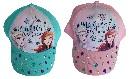 Disney Frozen Anna und Elsa Kappe, Mütze, Sonnenhut mit Glitzersteinen für Kinder (Auswahl)