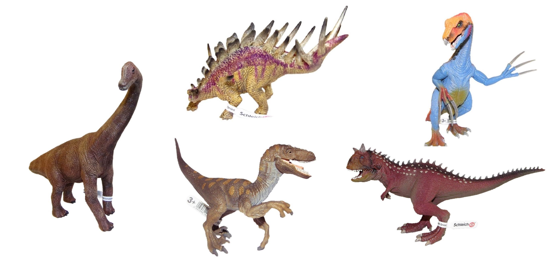 Schleich Dinosaurier (Auswahl)