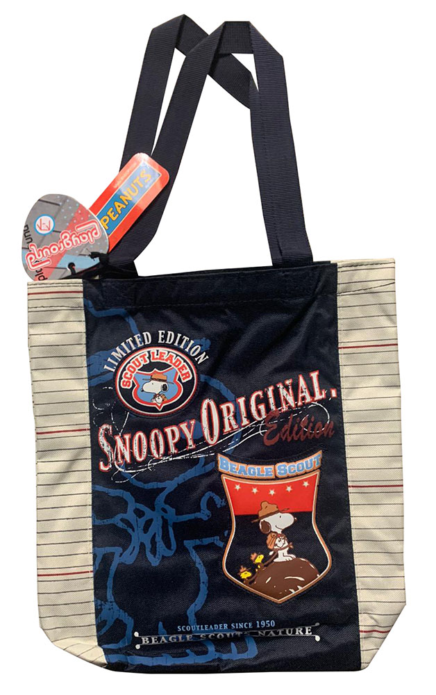 "Shoppingtasche Snoopy World 056-6079 von Peanuts ""Beagle Scouts"""