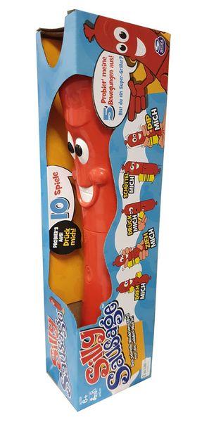 Silly Sausage - Reaktionsspiel um die witzige Wurst mit 10 verschiedenen Spielen