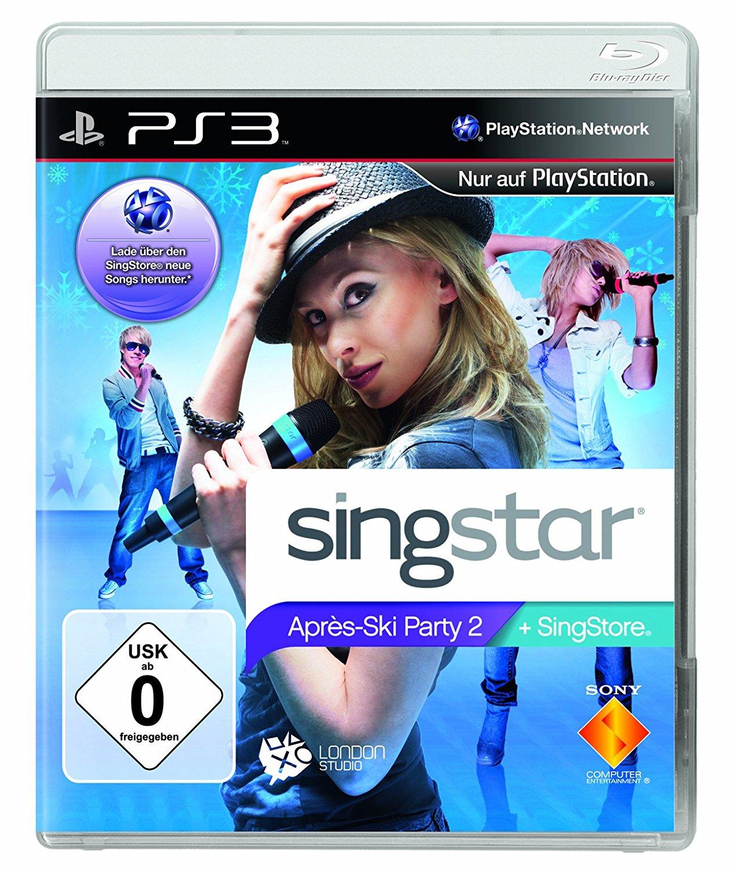SingStar Apres-Ski Party 2 PS3