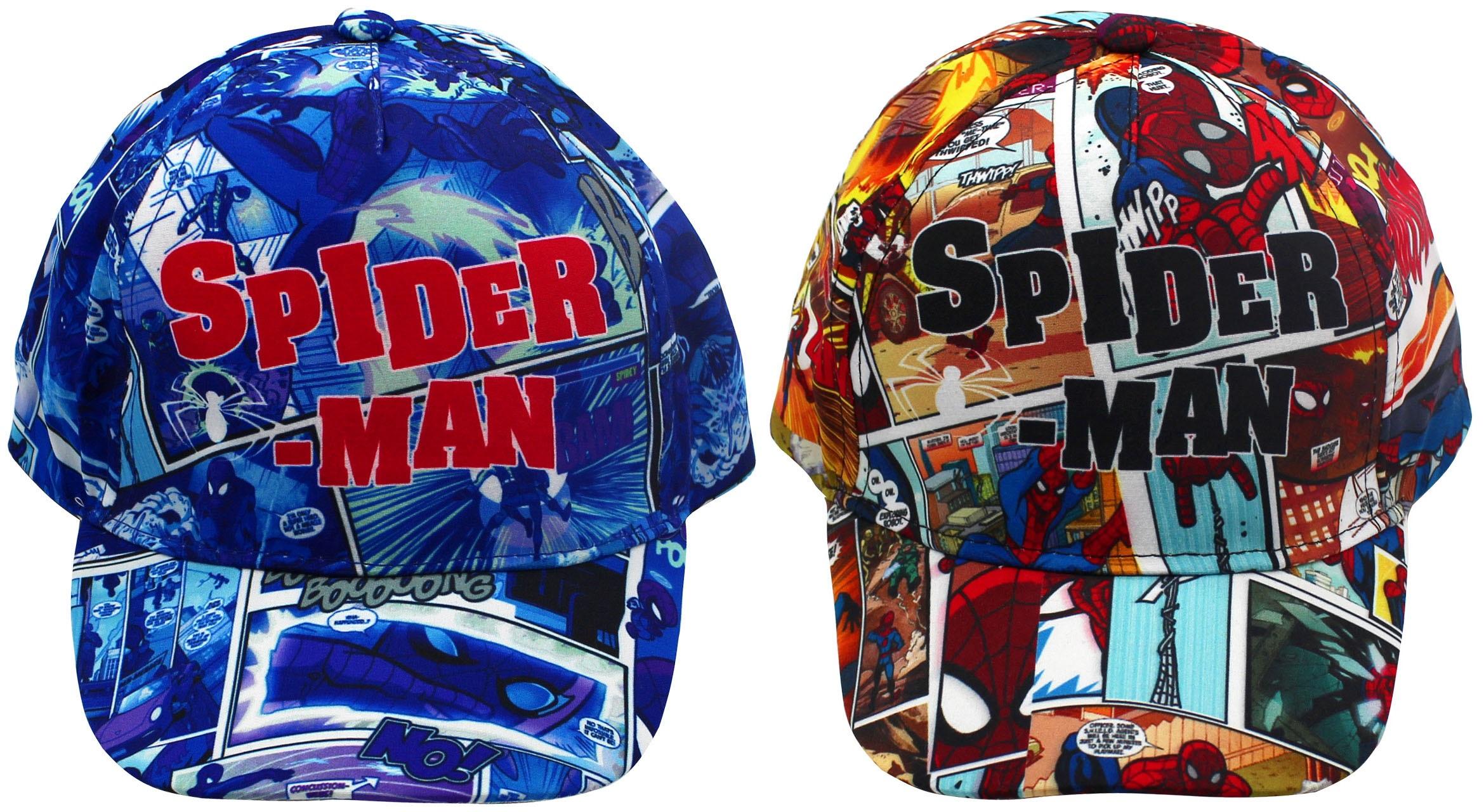Spiderman Kappe für Kinder
