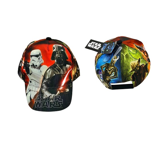 Star Wars Kappe Bunt