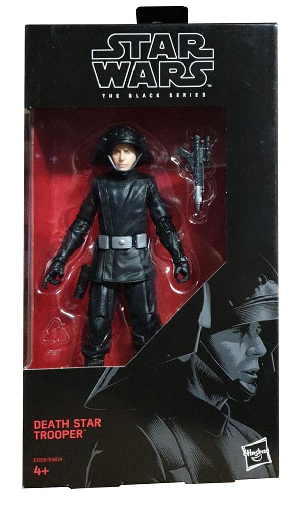 Hasbro Star Wars E1228 The black series Actionfigur – Figur #60 Death Squad Comm
