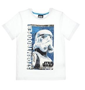 Star Wars Rogue One T-Shirt Stormtrooper Weiß versch. Größen für Kinder (Auswahl