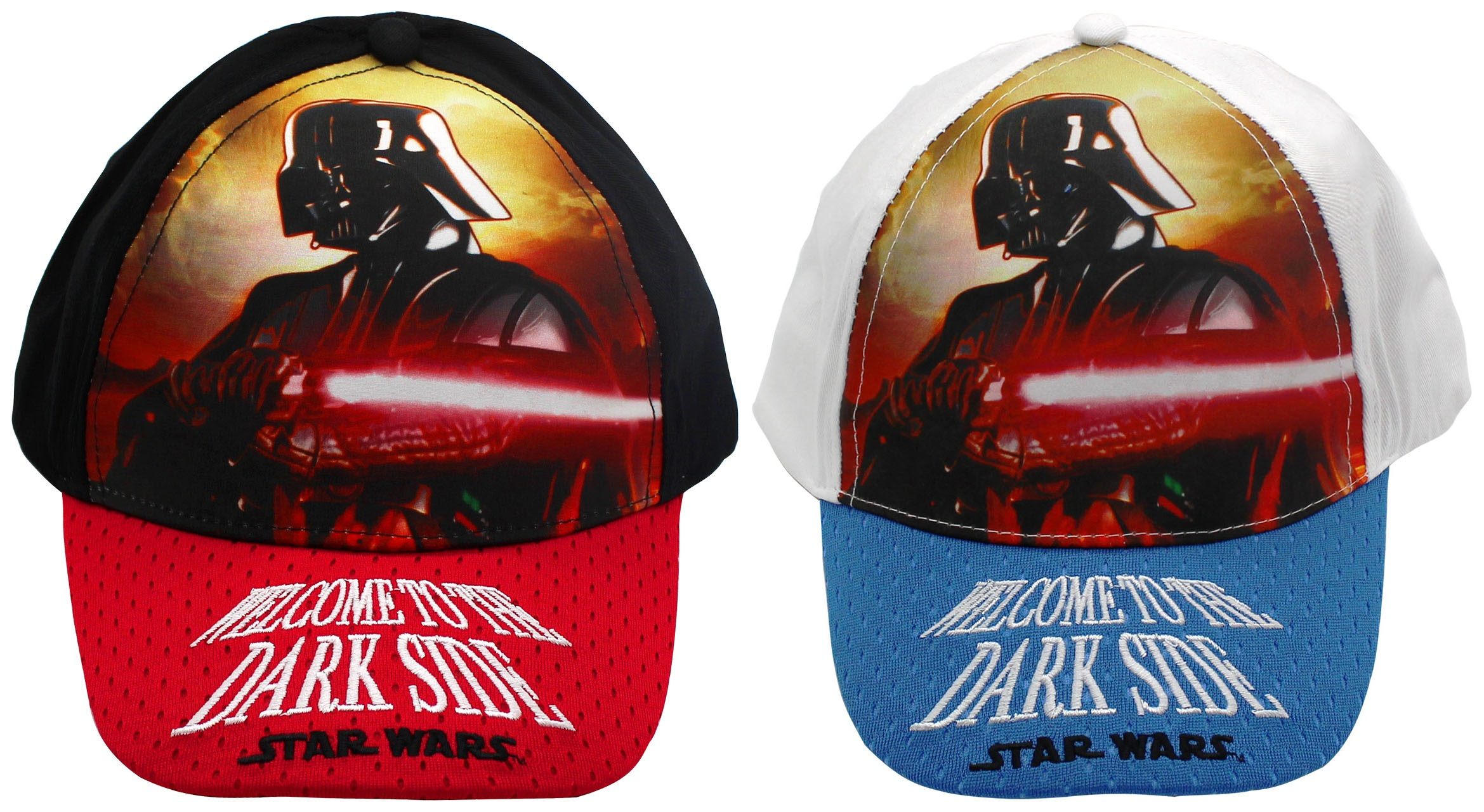 """Kappe Star Wars """"Welcome To The Dark Side"""" (Auswahl)"""