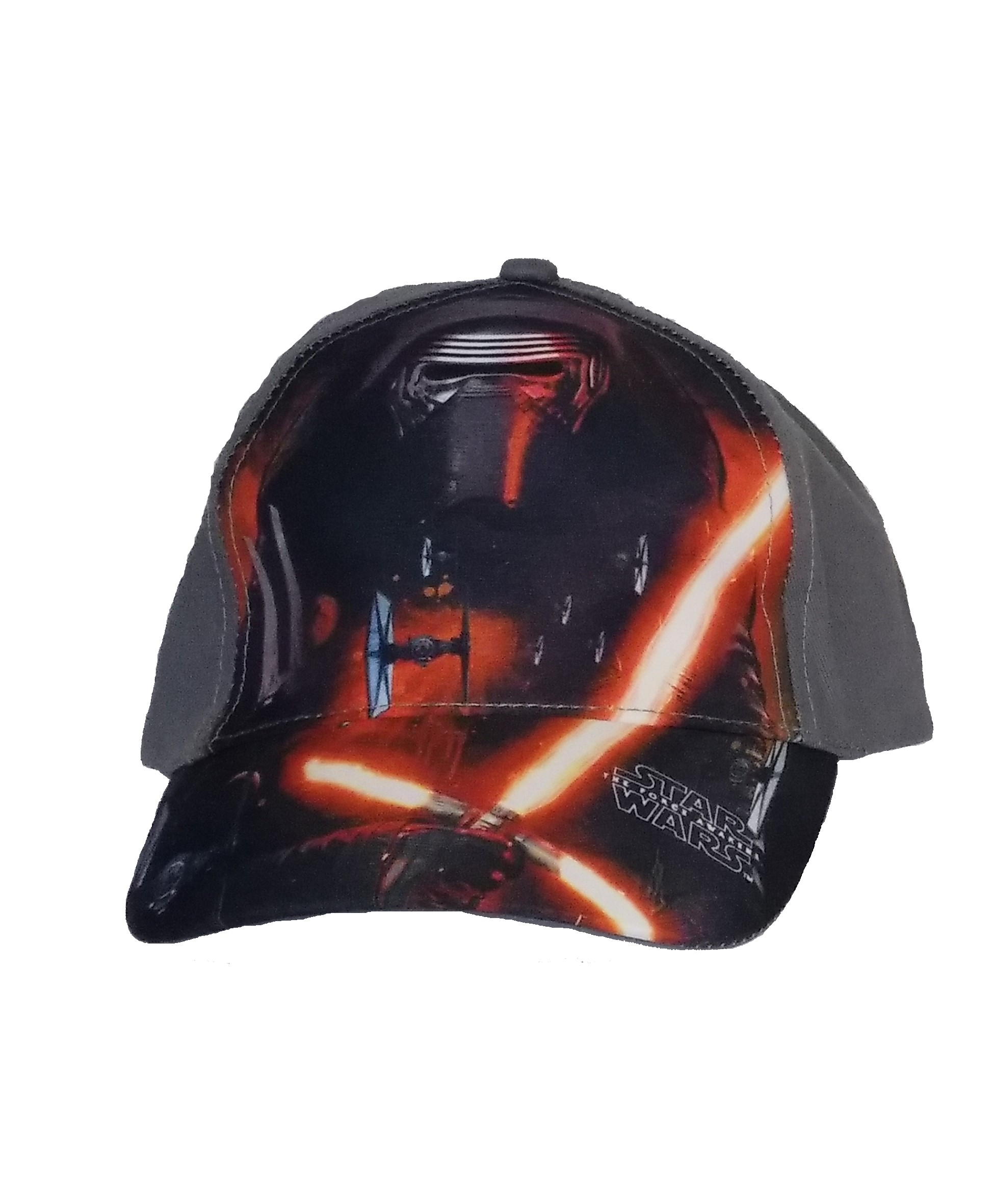 Star Wars The Force Awakens Kappe Grau 52