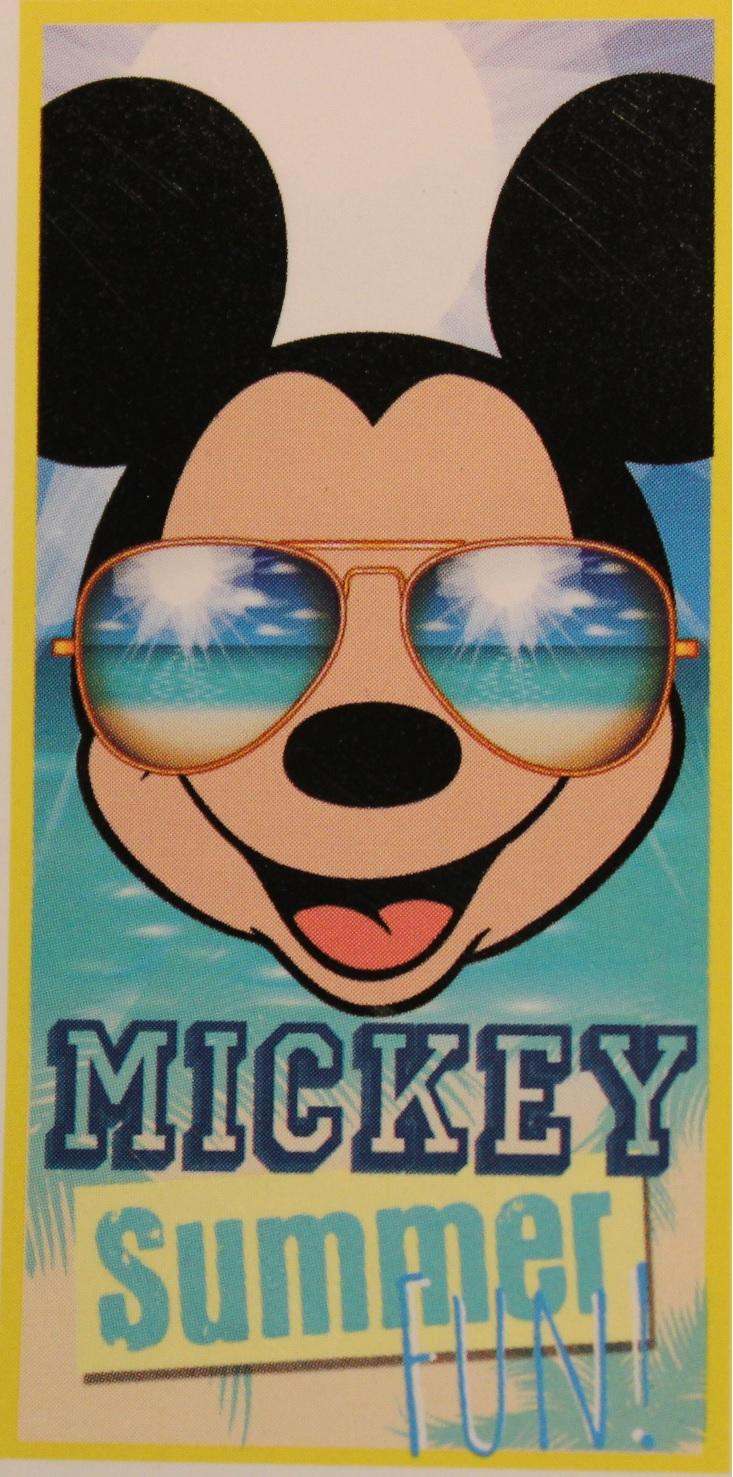 Strandtuch Mickey Summer Fun