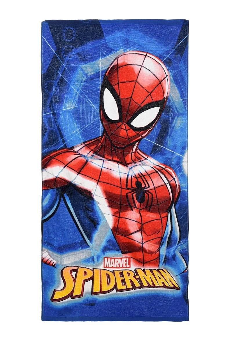 Strandtuch Spiderman für Kinder