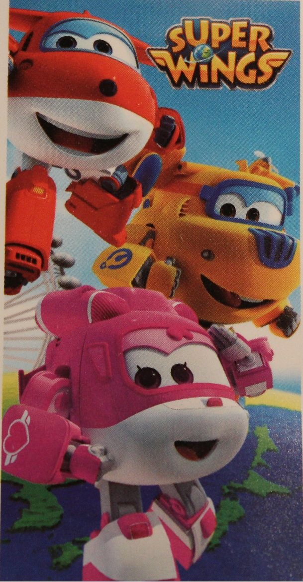 Strandtuch SuperWings