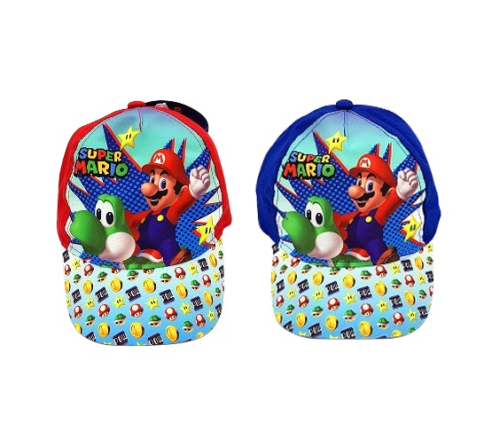 Super Mario Kappe