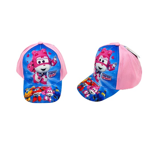 Super Wings Kappe Dizzy Rosa 54