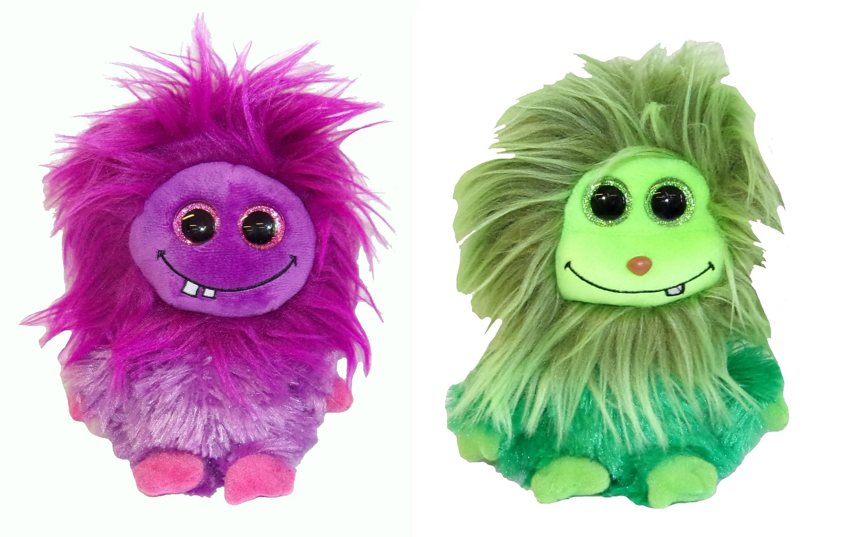 TY Frizzys verschiedene Plüschfiguren für Kinder (Auswahl)