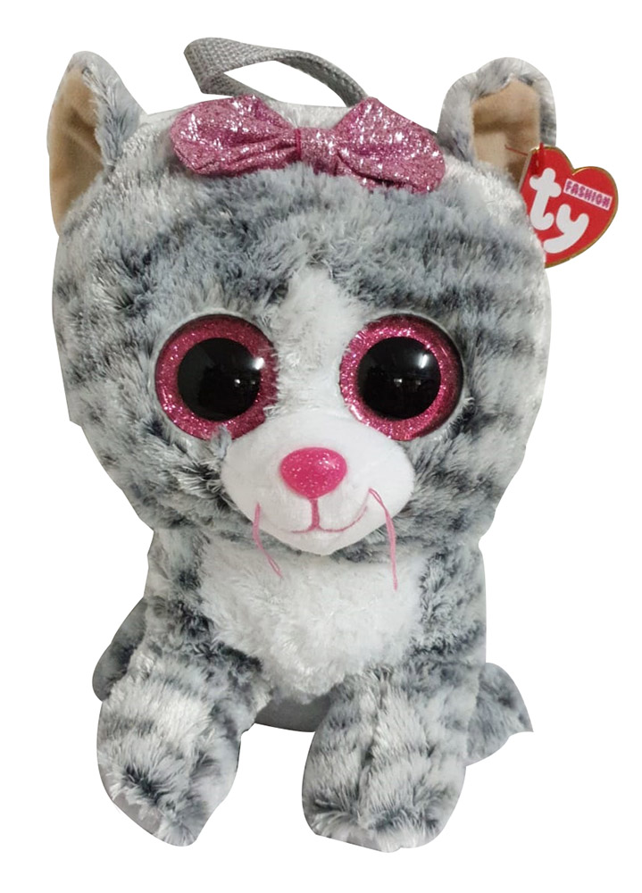 TY TY95000 Katze Kiki, Rucksack, getigert, One Size