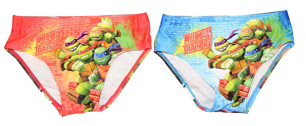 Teenage Mutant Ninja Turtles Badehose Jungs 2er Set versch. Größen (Auswahl)