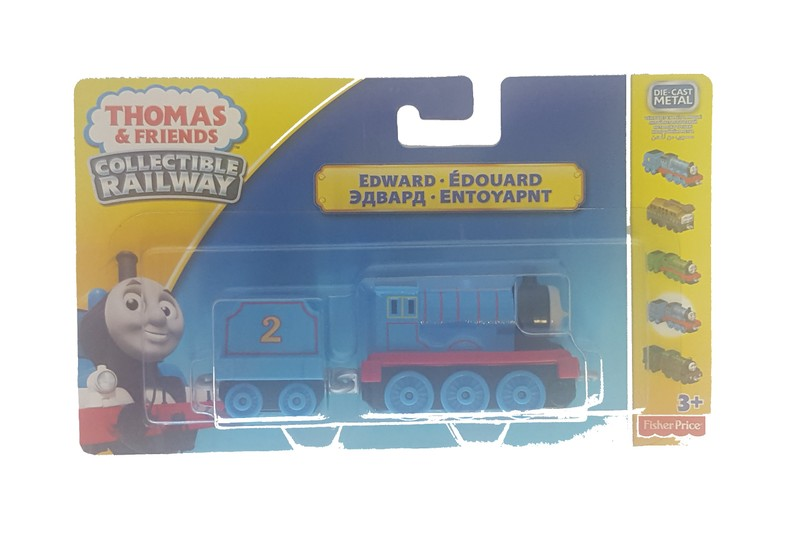 Thomas & Friends BHR69- EDWARD - Collectible Railway