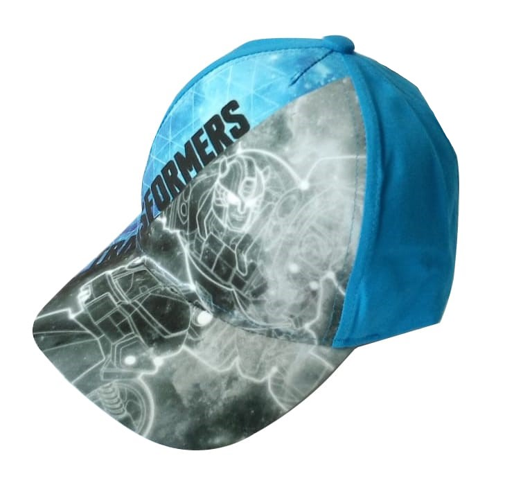 Transformers Baseball Cap Blau 52